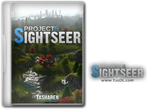 project 5 sightseer tutorial