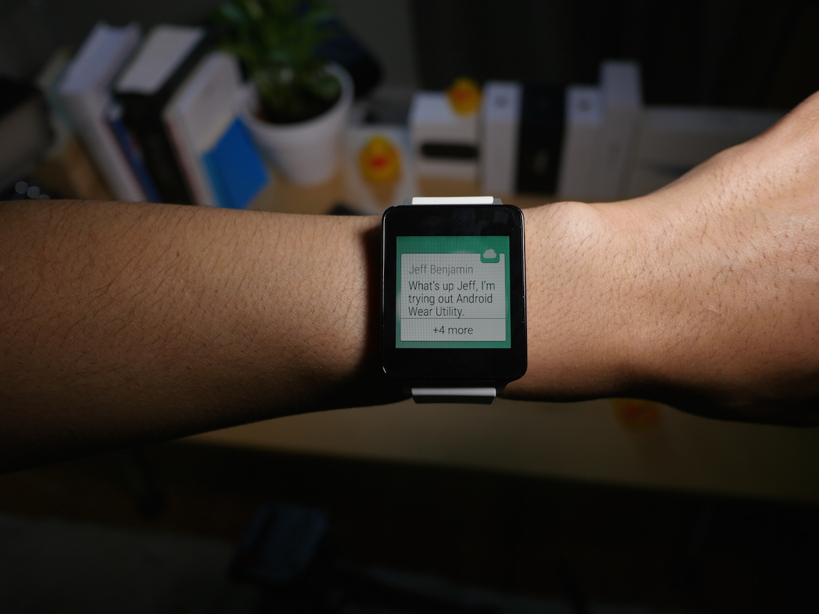 android wear app tutorial