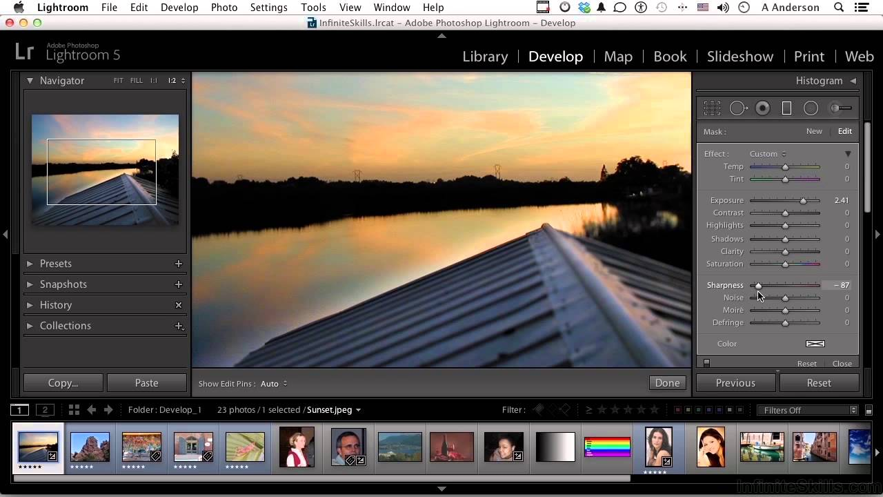adobe lightroom 3 tutorial