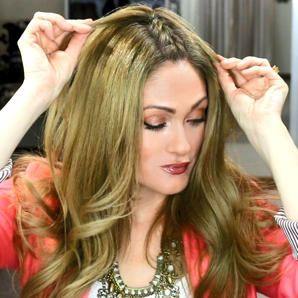 makeup and hairstyle tutorial