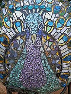 tempered glass mosaic tutorial