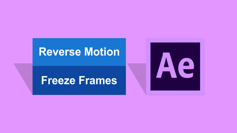 after effects freeze frame tutorial