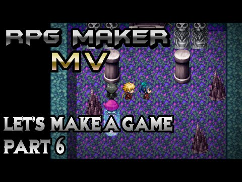 rpg maker mv cutscene tutorial