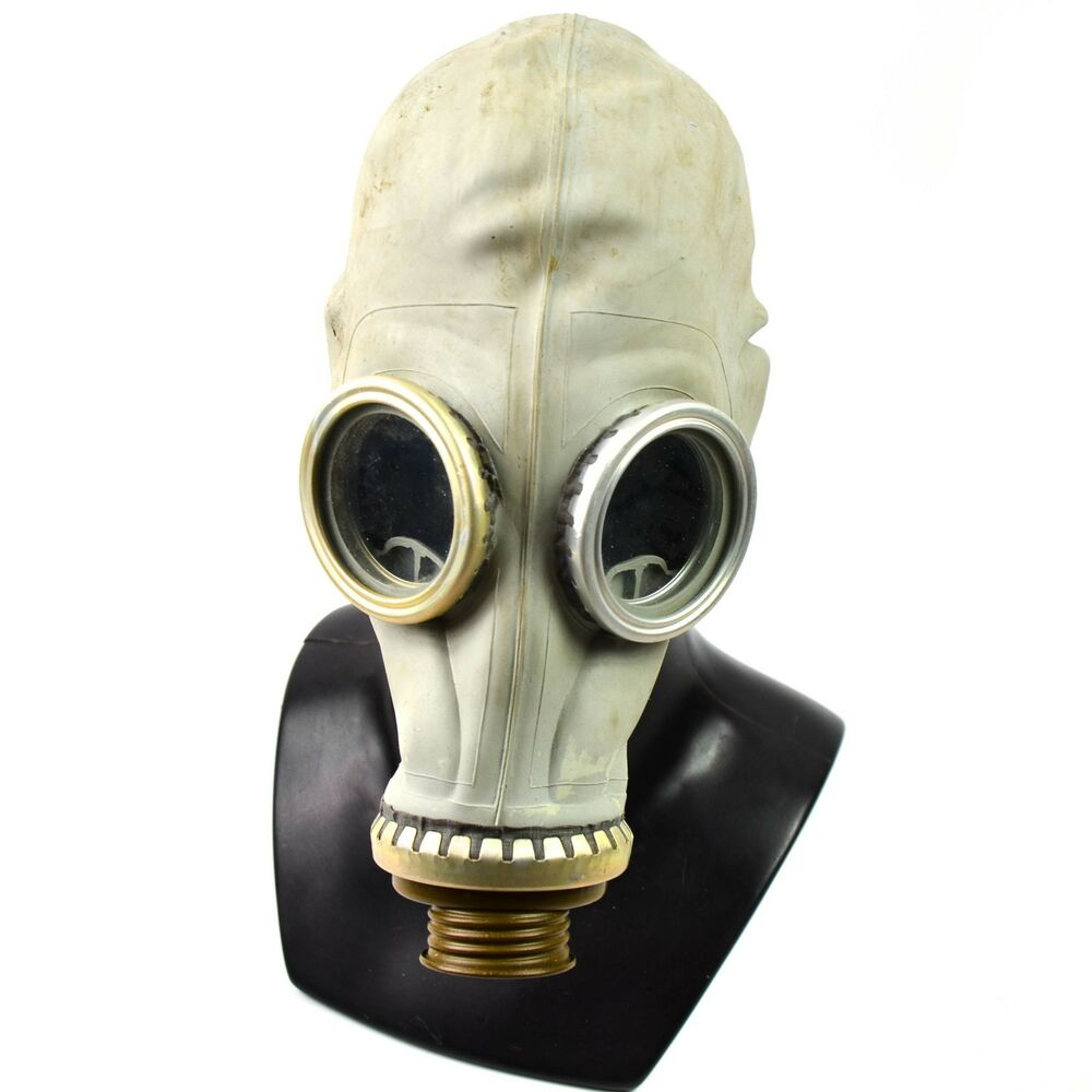 cosplay gas mask tutorial