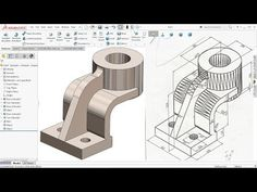 autocad mechanical tutorial for beginners