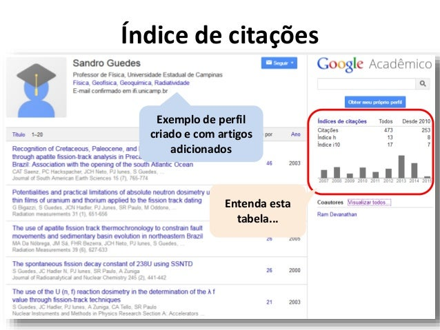 google scholar tutorial pdf