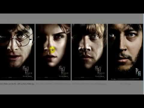 harry potter photoshop tutorial
