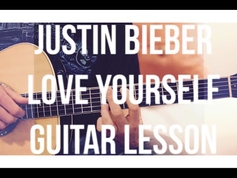 one time justin bieber guitar tutorial